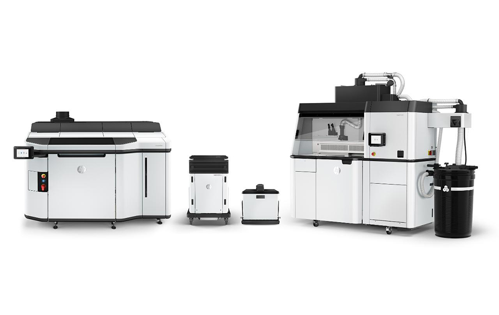 Launch of HP Jet Fusion 5200 Sales and Installation Support